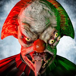 死亡公园惊悚小丑