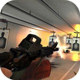 狙击训练靶场