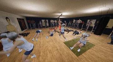 健身游戏大全