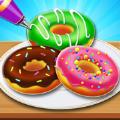 甜甜圈烘焙与烹饪苹果版