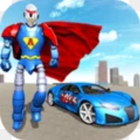 飞行英雄机器人