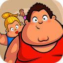 两个胖子健身