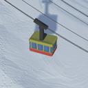 高山滑雪模拟器