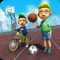 暑期学校田径儿童体育活动