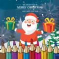圣诞老人涂色书苹果版v1.0.0