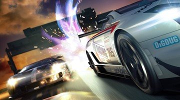 爽快刺激的极速赛车挑战游戏
