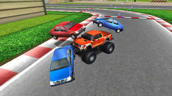 赛道汽车驾驶模拟器