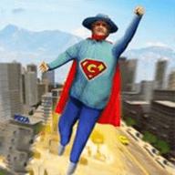 超级奶奶飞行英雄冒险v1.1.1