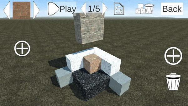 方块破坏模拟器