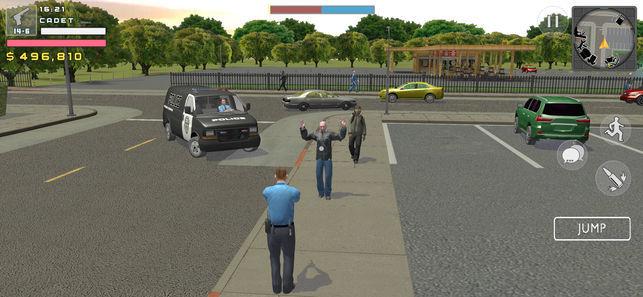 警察模拟器之帮派战争