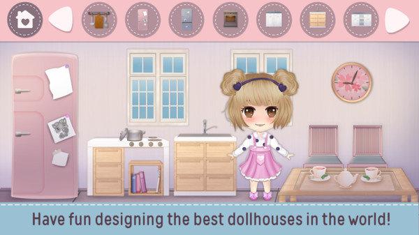 动漫娃娃屋