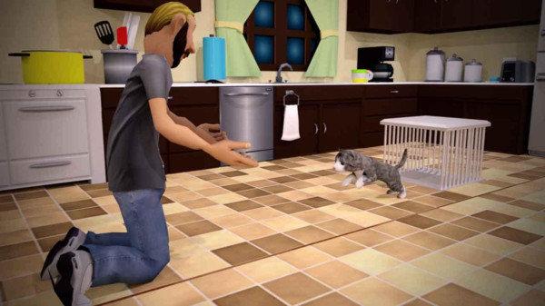虚拟宠物逃脱