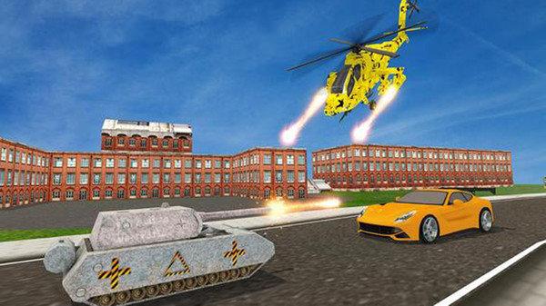 美军直升机机器人改造战