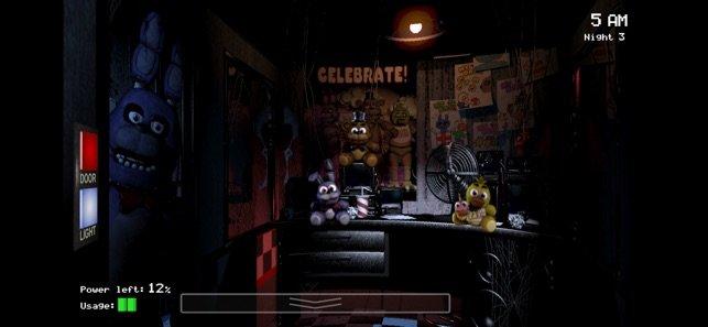 玩具熊的终极自定义夜