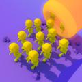 Mob Run 3D