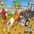医生机器人宠物运输车