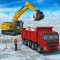 挖掘机市施工20苹果版
