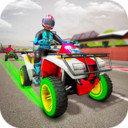 四輪摩托賽車模擬器