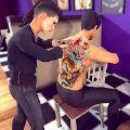 虚拟纹身艺术家世界