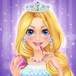 芭比公主梦幻美妆