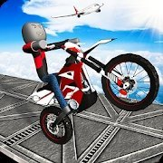 Stickman Bike Stunt Racing