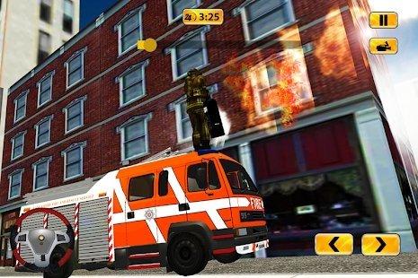 纽约消防员救援2020