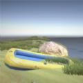 木艇求生荒島漂流歷險蘋果版v1.0