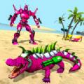 机器人鳄鱼模拟器