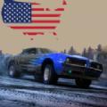 赛车弯道行驶