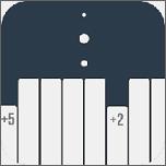 小球弹奏钢琴