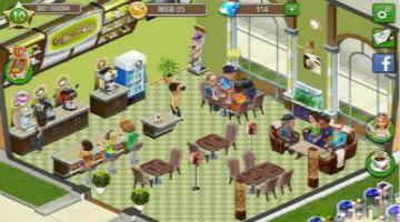 经营咖啡店游戏