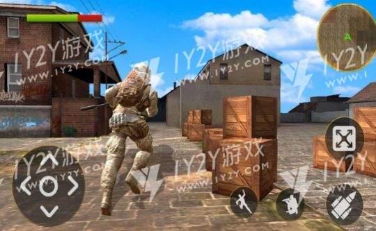 FPS战区现代攻击