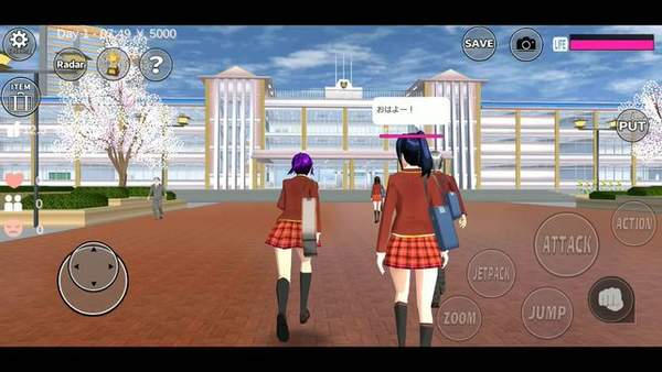 樱花校园模拟器十八汉化版