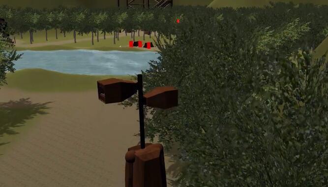警笛头模拟器