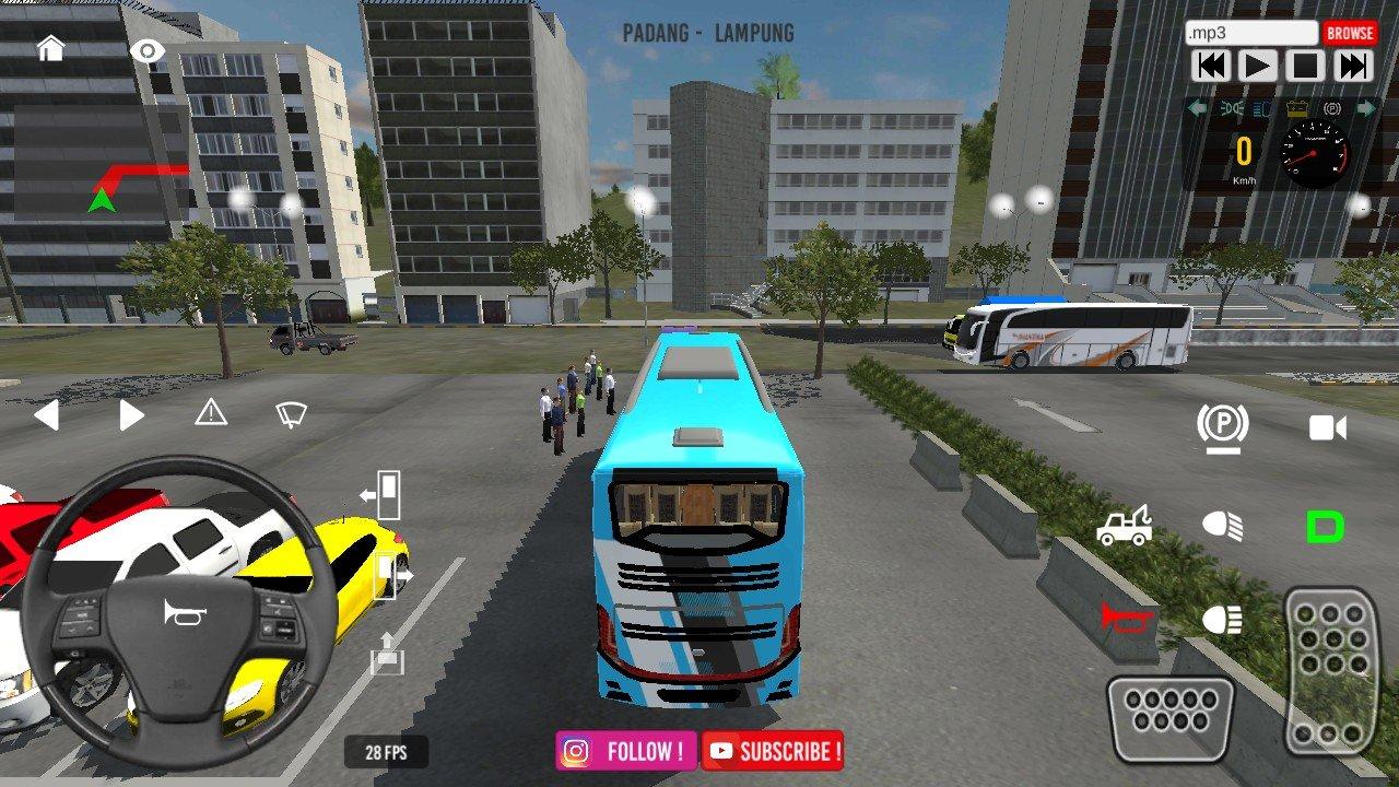 苏门答腊公交车模拟器破解版