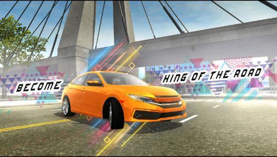 汽车模拟器城市驾驶
