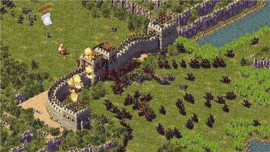 我的城市和军队修改版