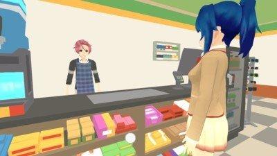 学校生活模拟器2寿司餐厅