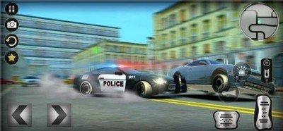 警察汽车漂移中文版