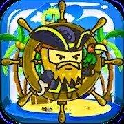 塔防海盗保护你的城堡