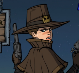 女巫猎人教官1.0