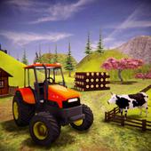 拖拉机运输模拟器