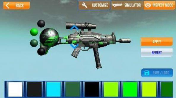 未来火炮模拟器破解版