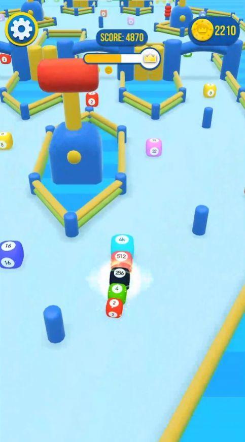 2048淘汰赛游戏安卓版图片1
