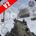 冬季现代射击游戏