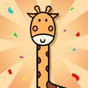 像个长颈鹿Like a giraffe