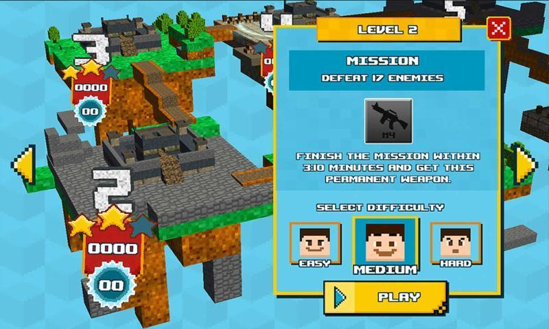 士兵生存进攻游戏图片2