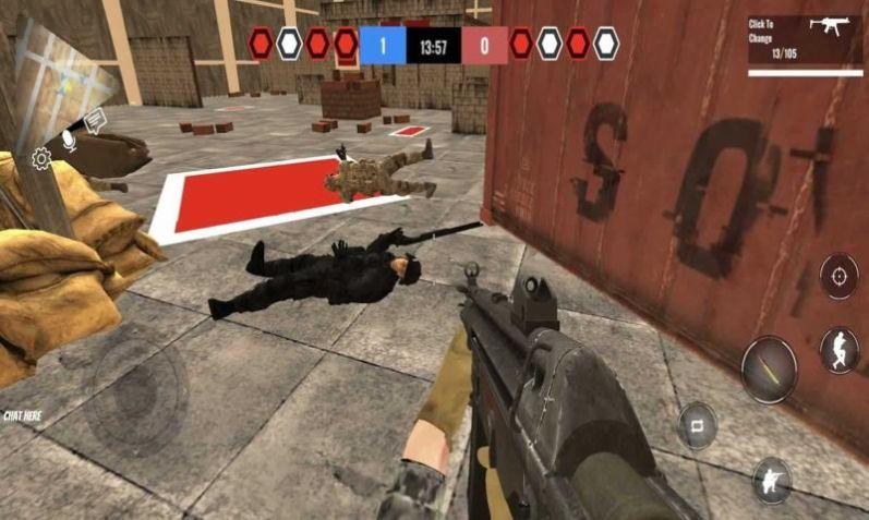 专业的特种兵游戏特色图片